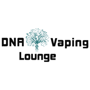 DNA Vaping Lounge logo