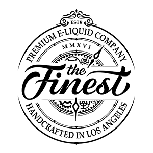 The Finest e-liquid logo