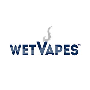 Wet Vapes logo