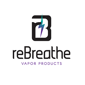 reBreathe Vapor Products logo
