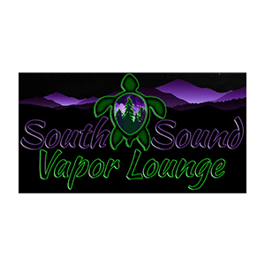 south sound vapor lounge logo
