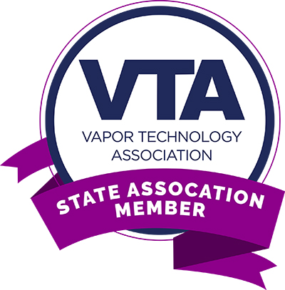 State Assocaition Badge Vapor Technology Association